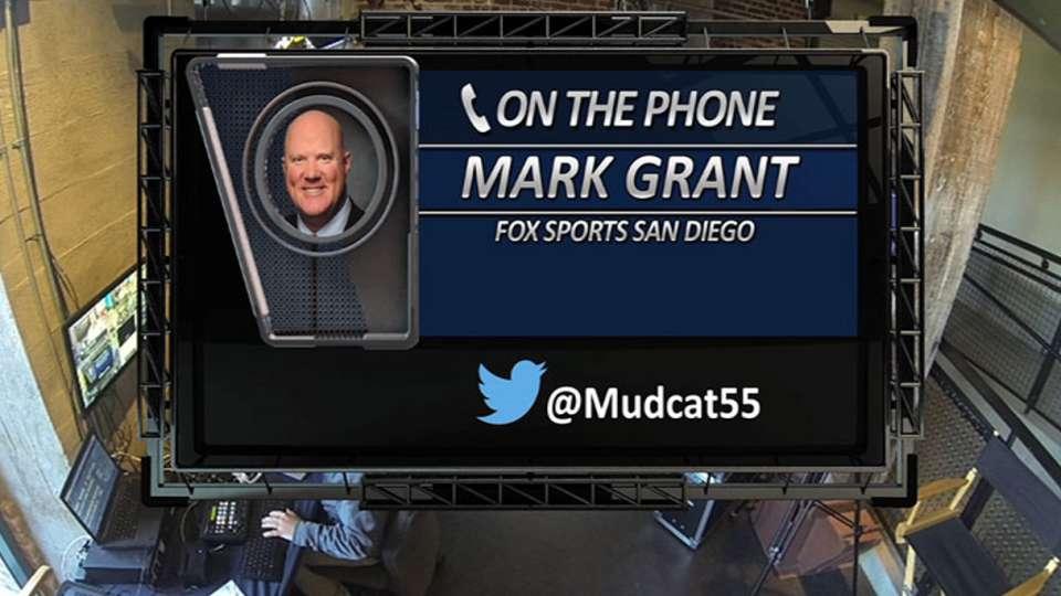 Mark Grant joins Social Hour