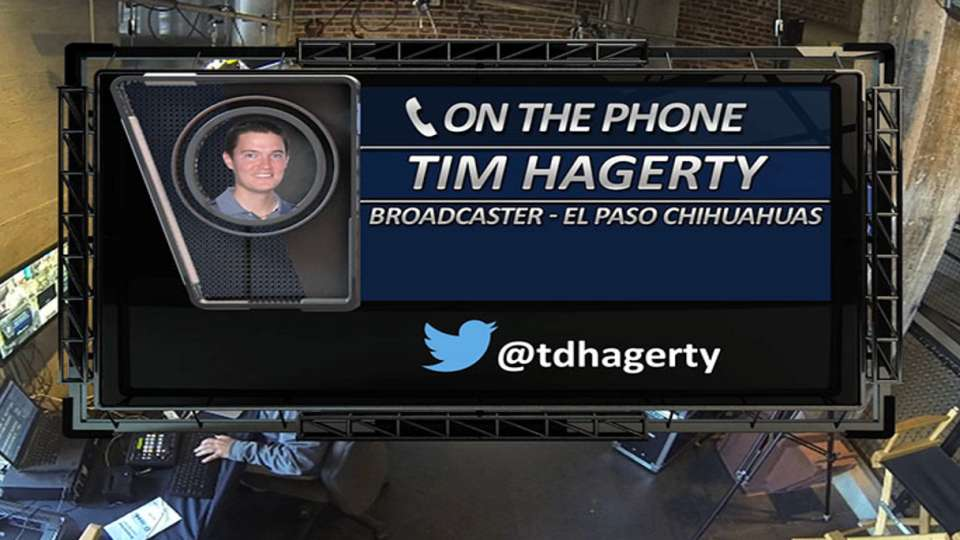 Tim Hagerty joins Social Hour