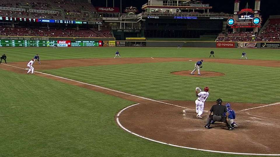Phillips' RBI single