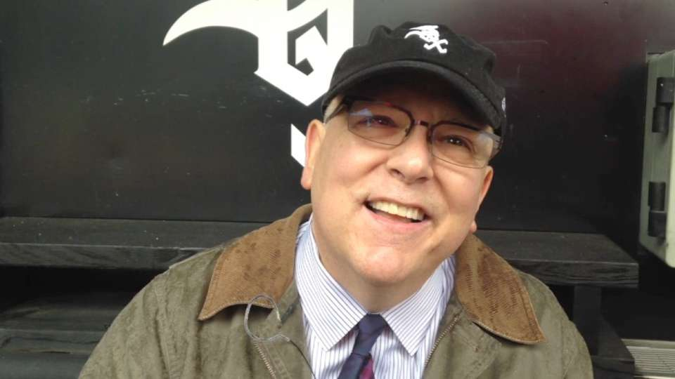 Skilling discusses Weather Day