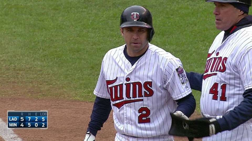 Dozier's two-run single