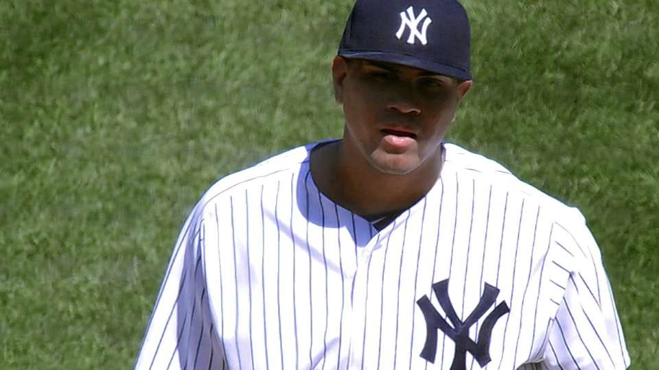 Betances' scouting report