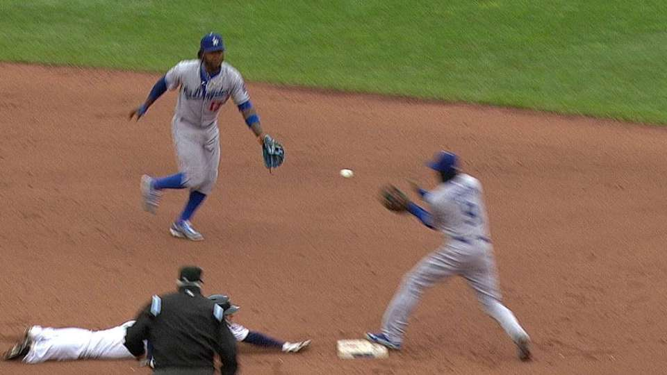 Play at second reviewed
