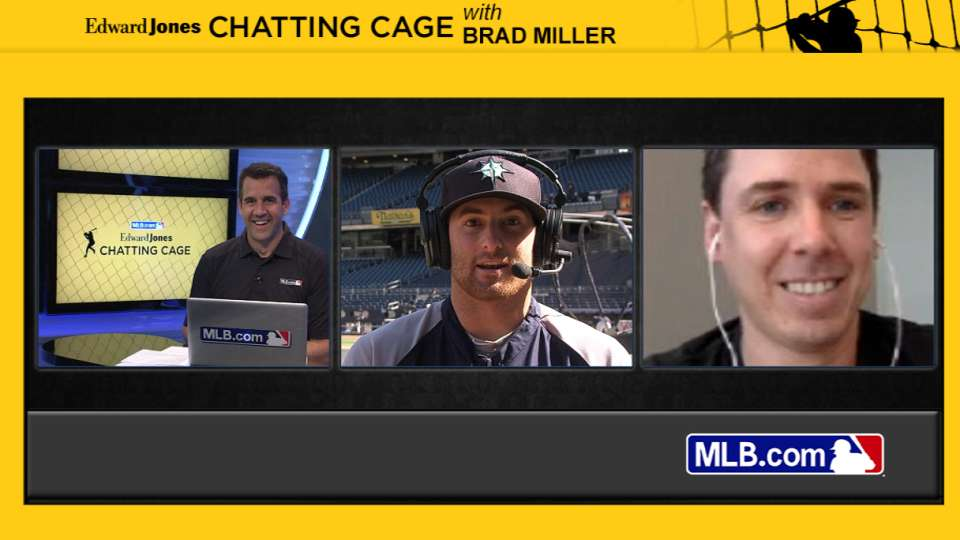 Miller on being called up