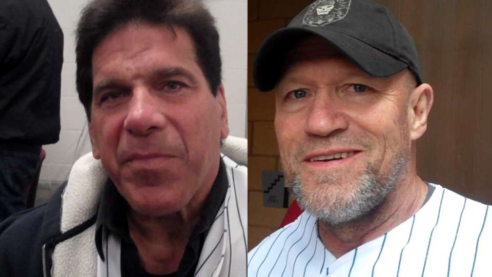 Ferrigno, Rooker on first pitch