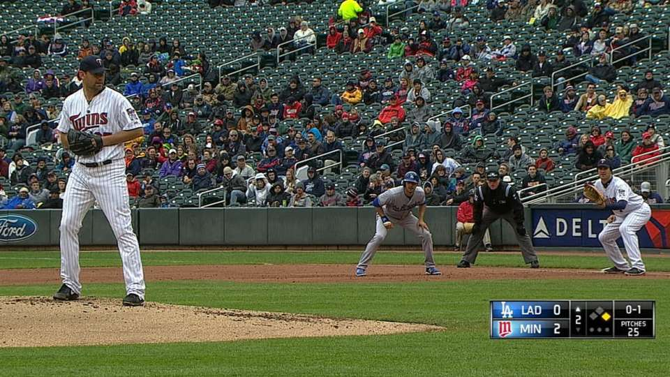Uribe's big day offensively