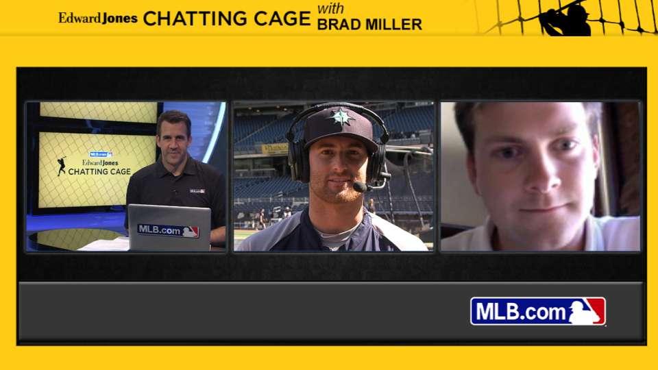 Chatting Cage: Brad Miller