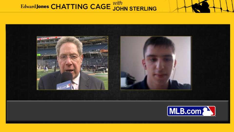 Sterling talks Jeter moments
