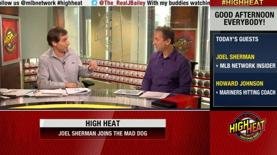 Joel Sherman joins High Heat