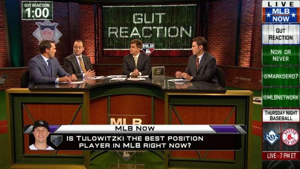 MLB Now: Troy Tulowitzki