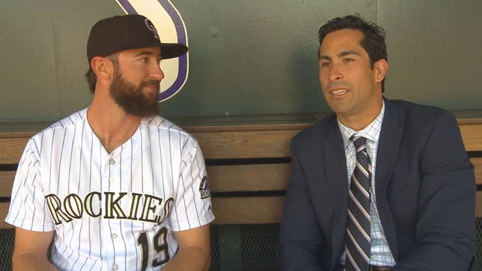 Spilly chats with Blackmon