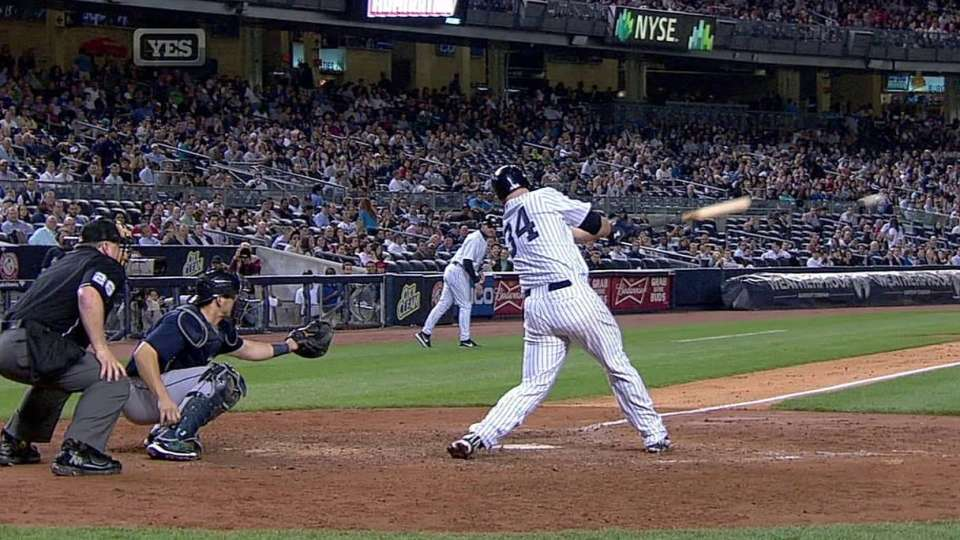 McCann's RBI single