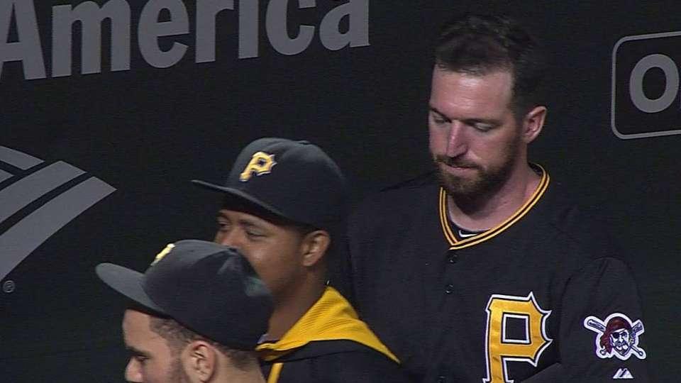 Pirates lose in extras