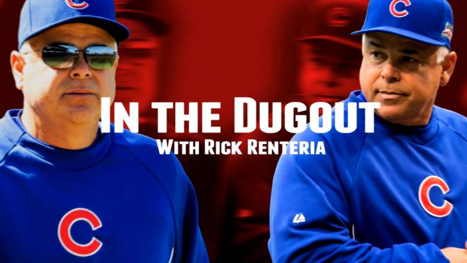 In the Dugout: Rick Renteria