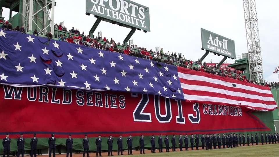 Red Sox Report: April 2014