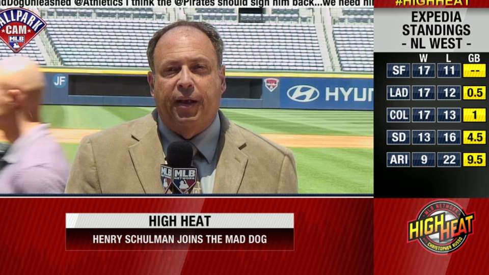 High Heat: Henry Schulman