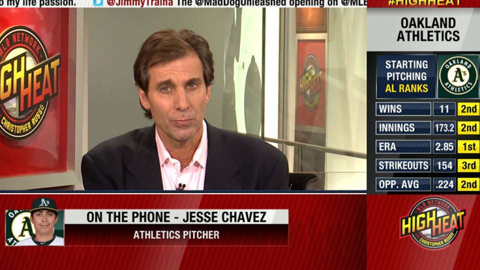 High Heat: Jesse Chavez