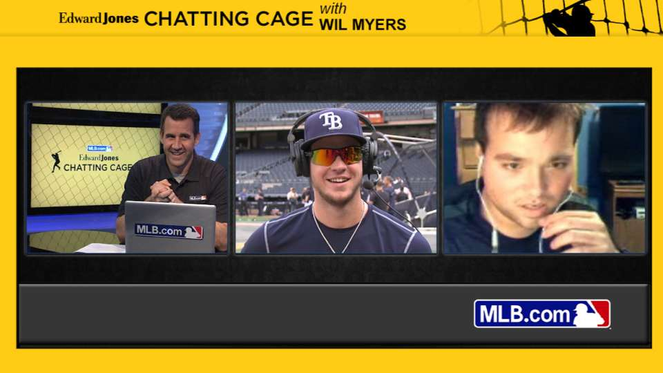Chatting Cage: Myers