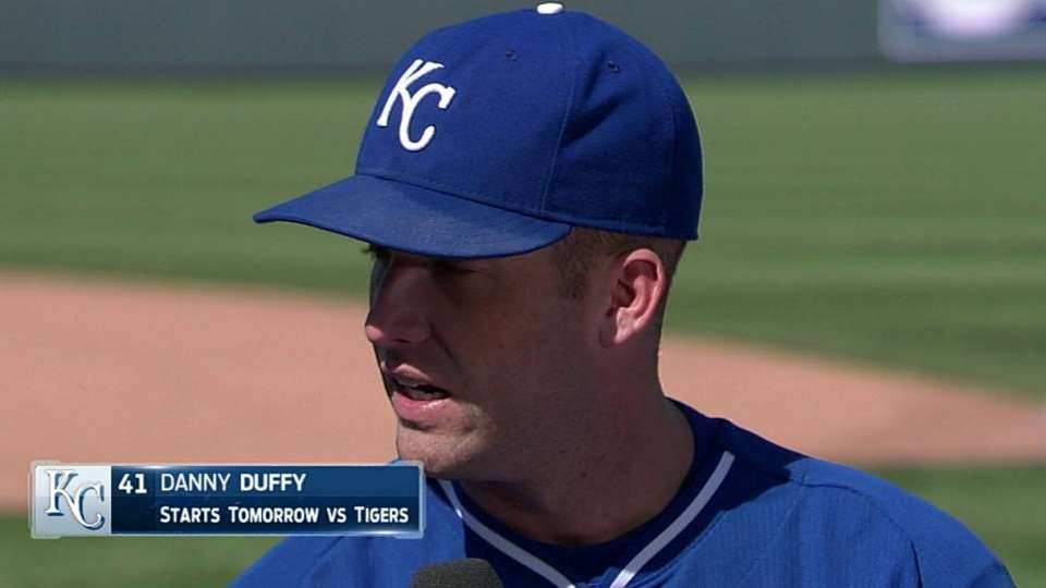Duffy discusses upcoming start