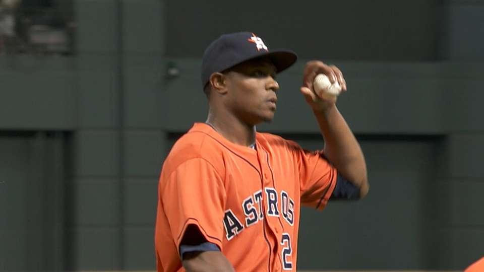 Sipp's Astros' debut