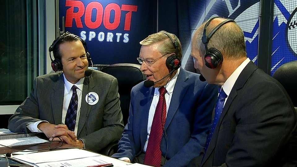 Selig reflects on his career