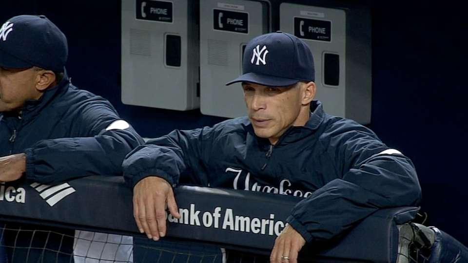 Girardi's 1,000th Yankees game