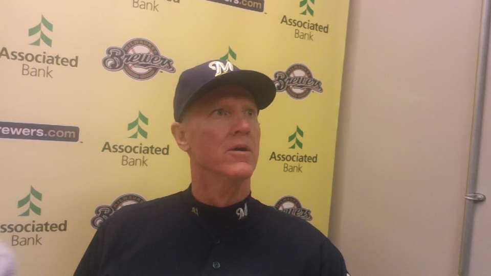 Roenicke on Peralta's game