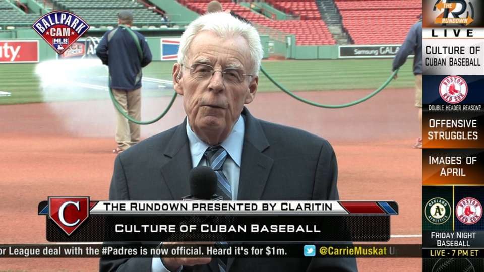The Rundown: Peter Gammons