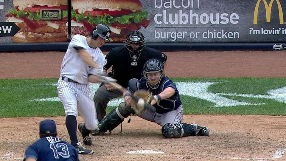 Gardner's two-run single