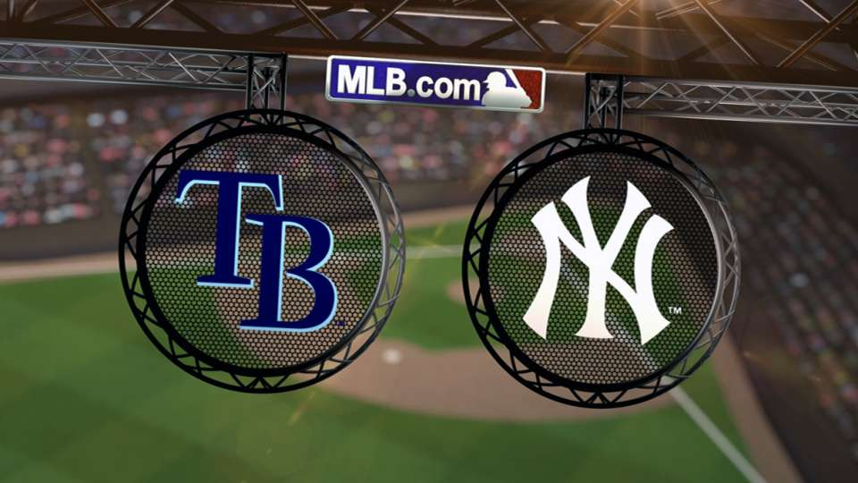 5/3/14: TB vs. NYY Highlights