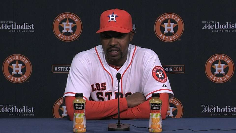 Porter talks about 7th inning