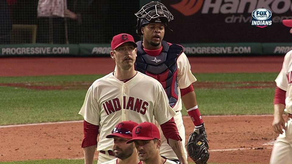Axford seals the win