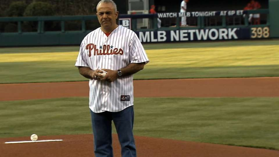 Ceremonial First Pitch