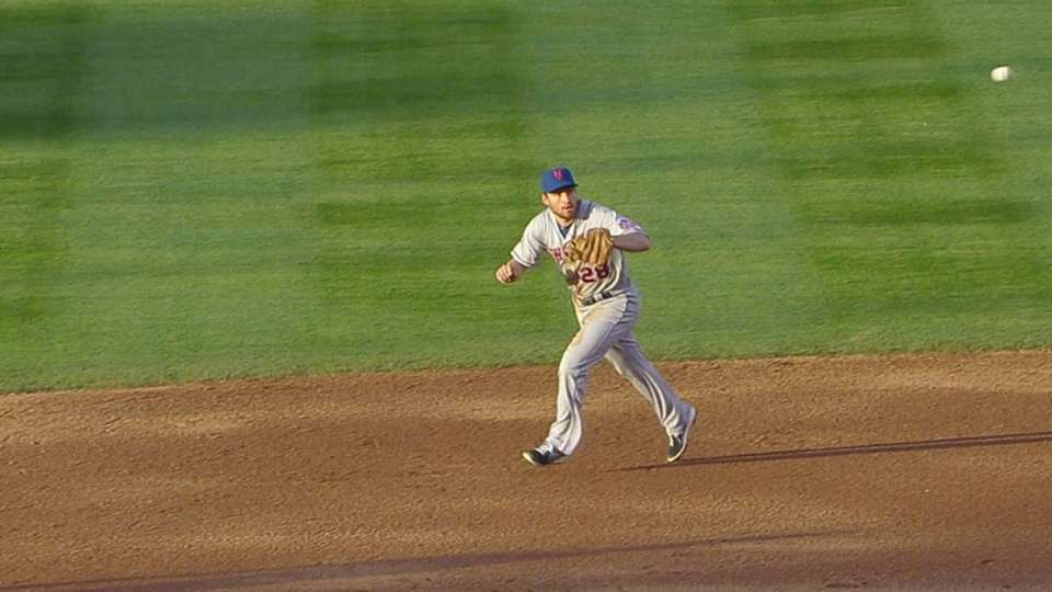 Murphy's unassisted double play