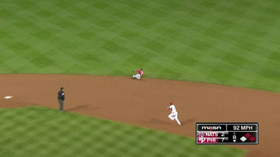 Espinosa's sliding grab