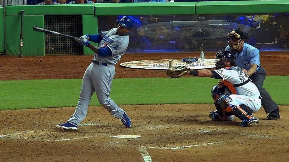 Crawford's two-run blast