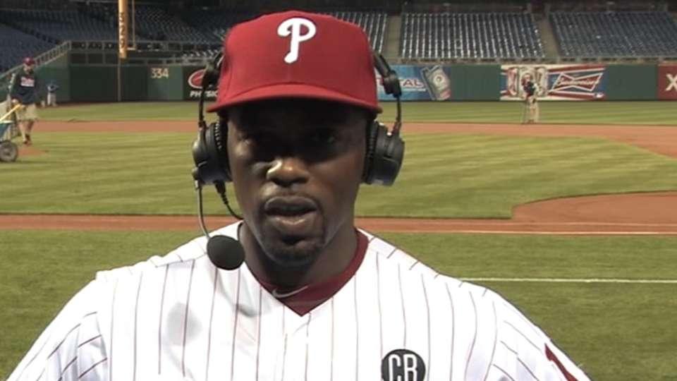 MLB Tonight: Jimmy Rollins