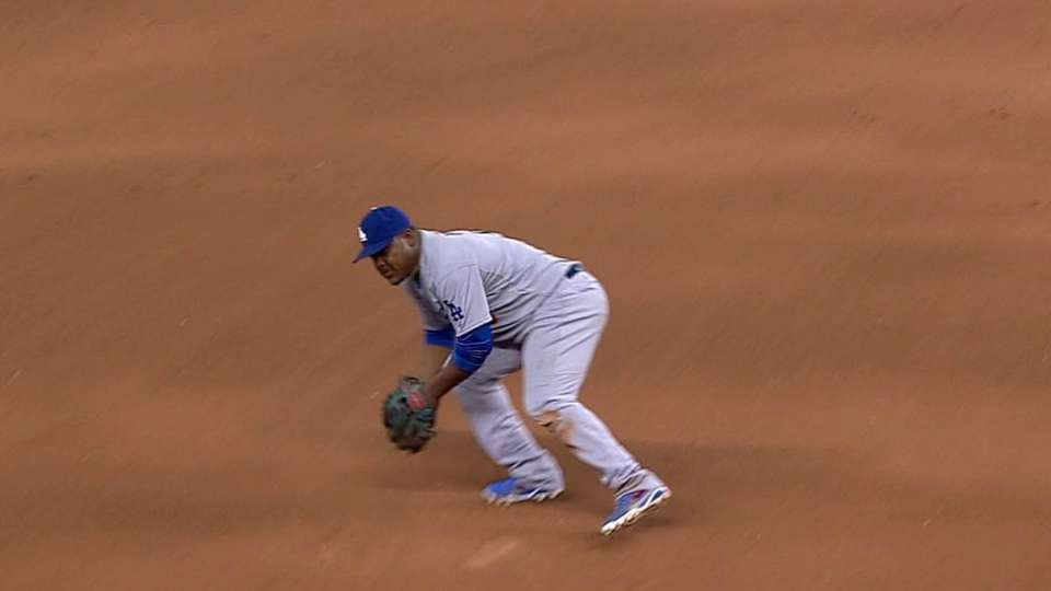 Uribe's sliding stop