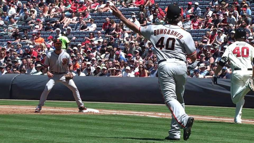 Wood reaches on throwing error