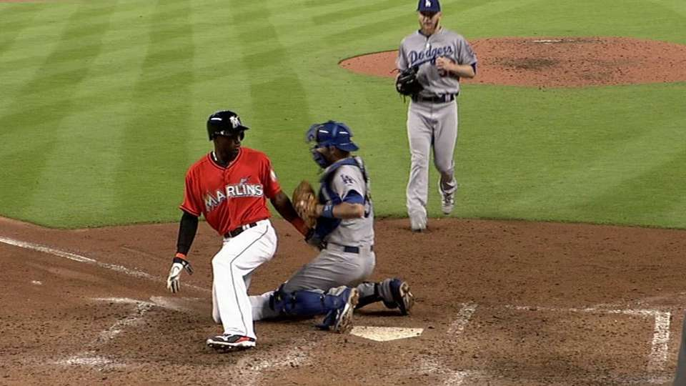 Uribe's throw home