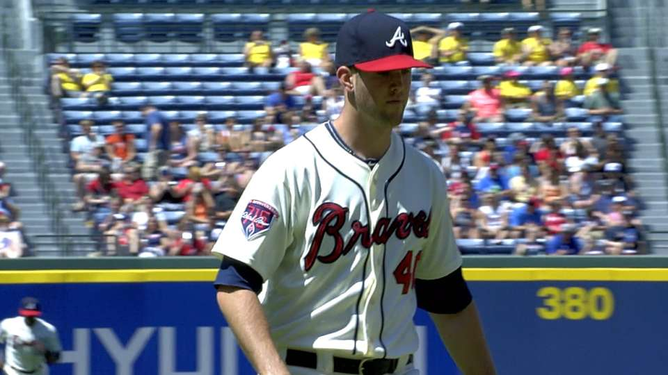 Wood's strong outing
