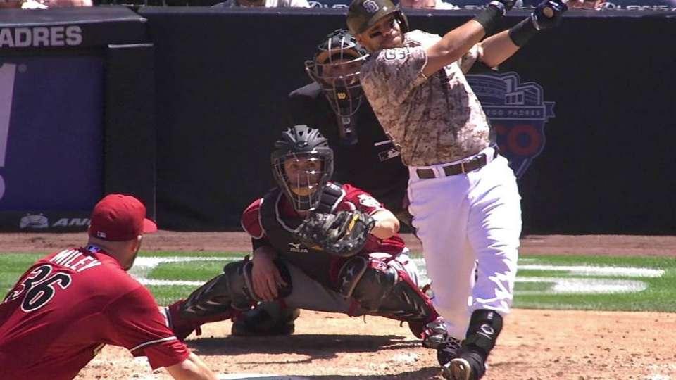 Rivera's two-run double