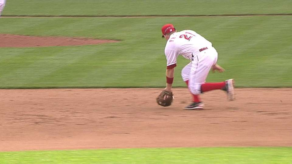 Frazier turns two in 9th