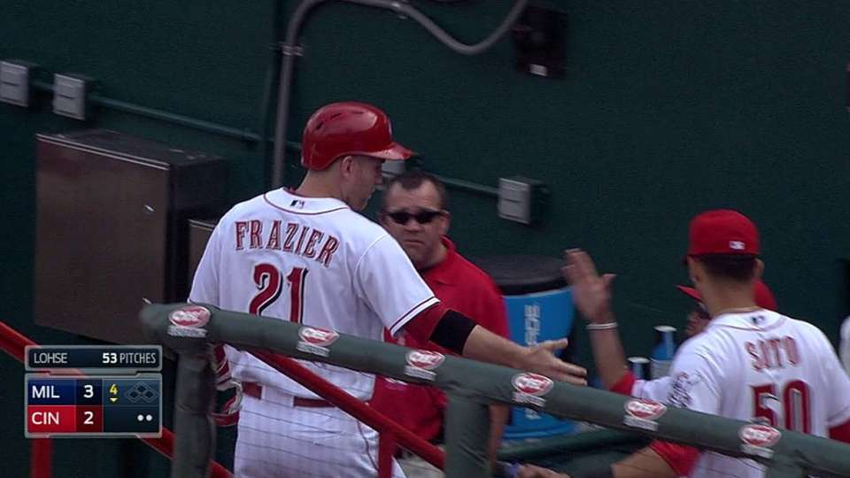Frazier's sacrifice fly