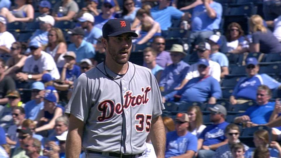 Verlander's strong outing