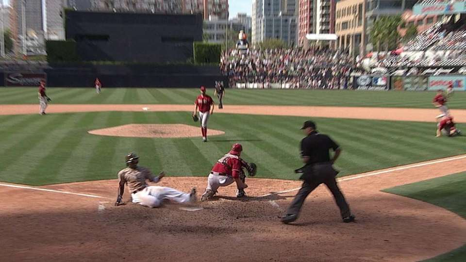 Alonso's game winning grounder