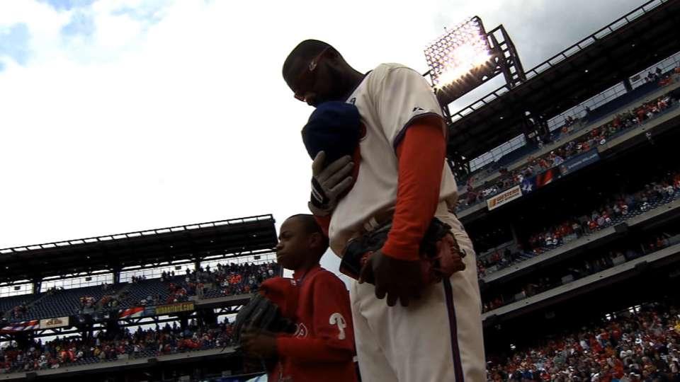 Phillies: Starting 9 Kids
