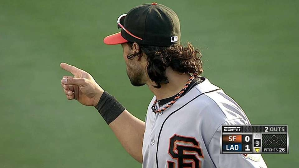 Pagan snags the fly