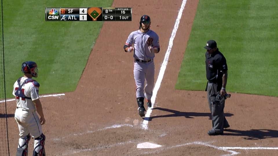 Crawford's two homers