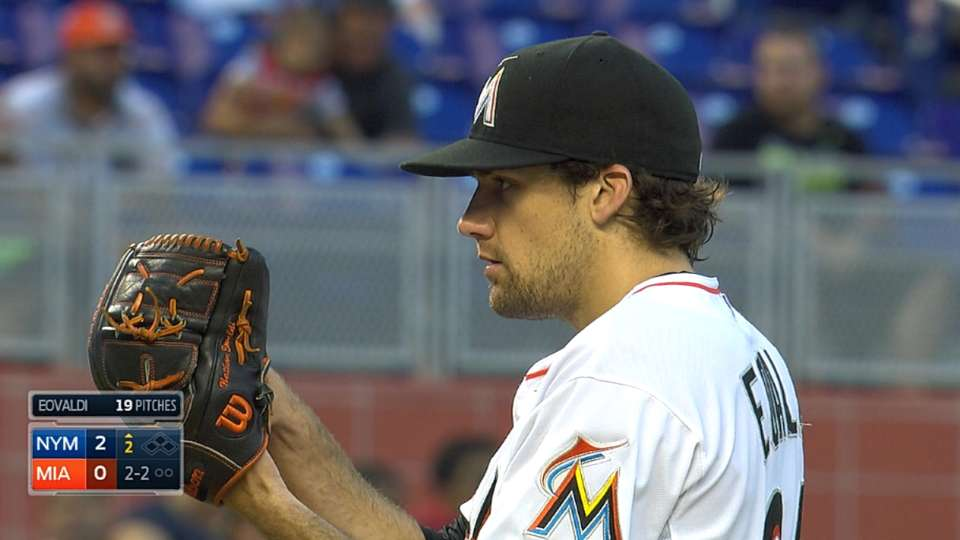 Eovaldi's solid outing